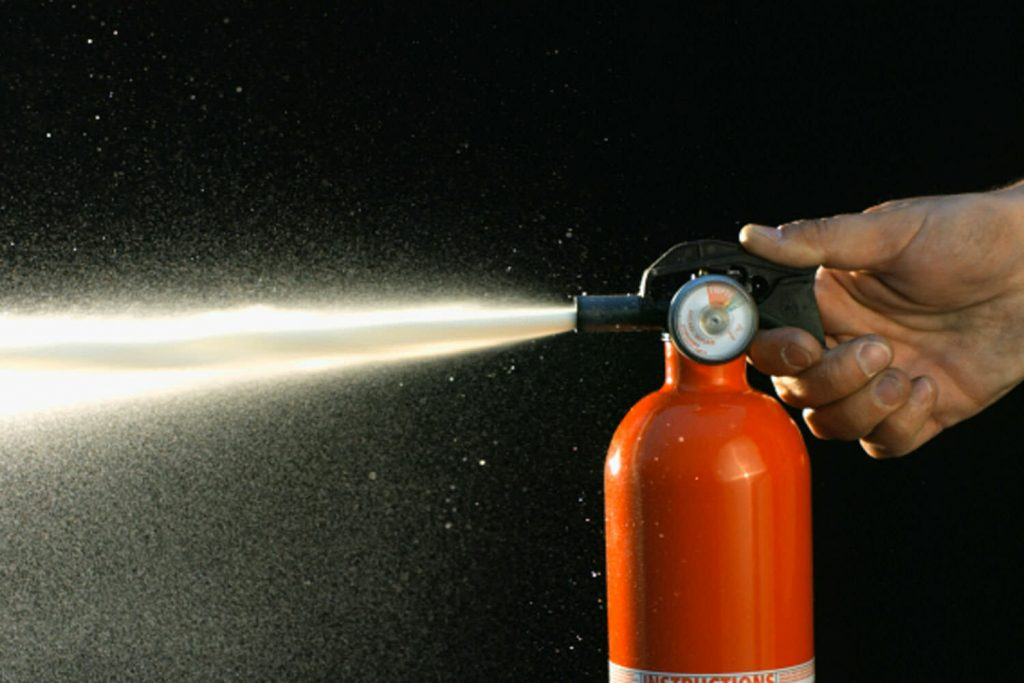 Chemical Fire Extinguishers